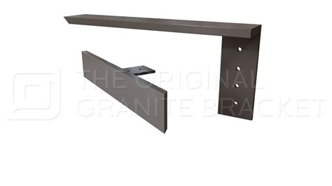 countertop support bracket side wall bracket for