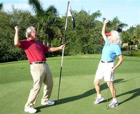 golf swing tips for seniors elderly golfing gallery