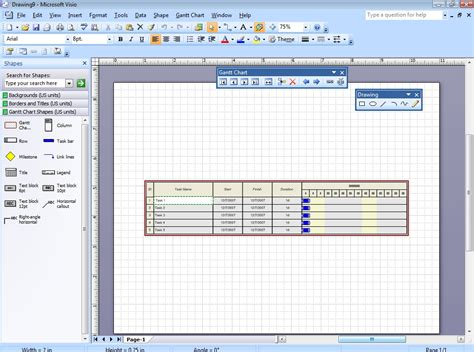 visio pert chart how to create gantt chart in visio 2003 project