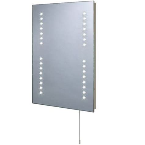 homebase bathroom mirror illuminated bathroom mirror homebase co uk