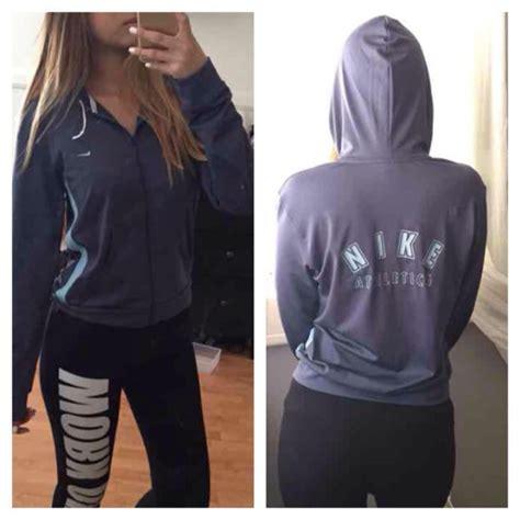 Jaket Nike Logo Black Grey blue and gray nike jacket spin creative