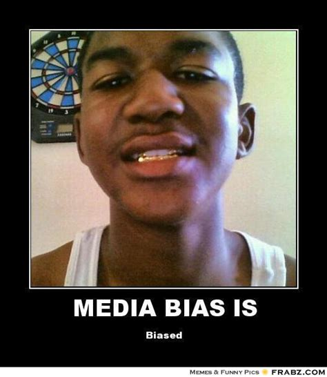 Media Memes - media bias is media bias meme generator posterizer