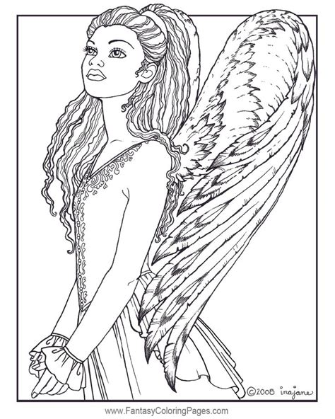 coloring pages of angels for adults 1832 best coloring pages images on pinterest coloring