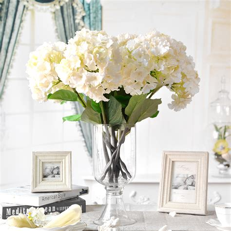 Vase Decoration Table by Delightful Table Decoration With Various Flowers For
