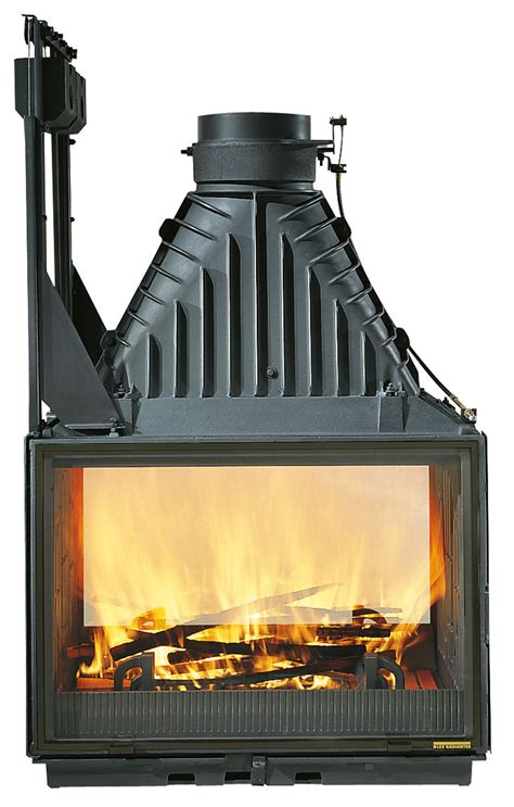 chiminea philippe classic design lift up door fireplace completehome