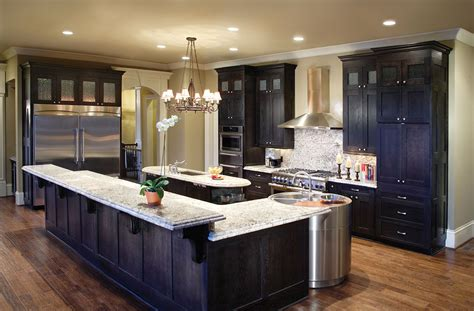 Kitchen Counter Cabinet by Black Cabinets White Countertops White Kitchen Cabinets