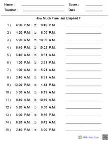 search results for elapsed time worksheets calendar 2015