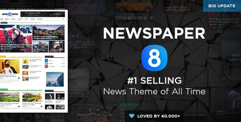 newspaper theme activation themeforest newspaper v8 0 wordpress theme with