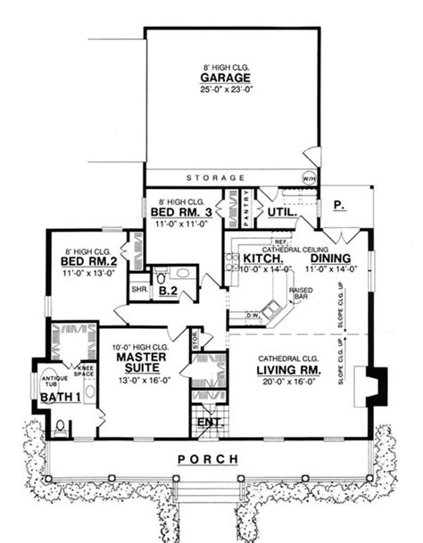 Rustic Cottage Floor Plans by The Rustic Cottage 8180 3 Bedrooms And 2 5 Baths The