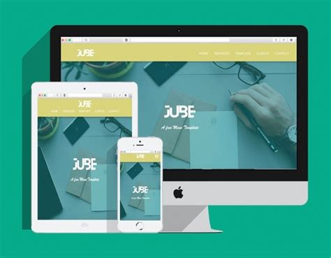 free muse template where can i get free adobe muse templates responsive