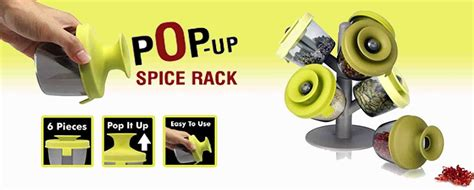 pop up as seen on tv as seen on tv kitchen pop up spice container rack tree