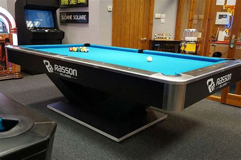 tournament used pool tables rasson pro victory pool table tournament commercial
