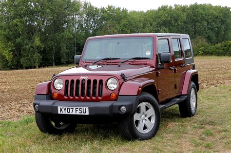 How Much Is Jeep Wrangler Jeep Wrangler Hardtop Review 2007 Parkers