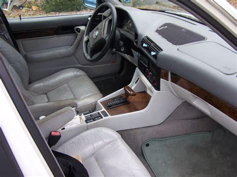 Bmw E34 Interior by 1995 Bmw 540i Custom Image 1