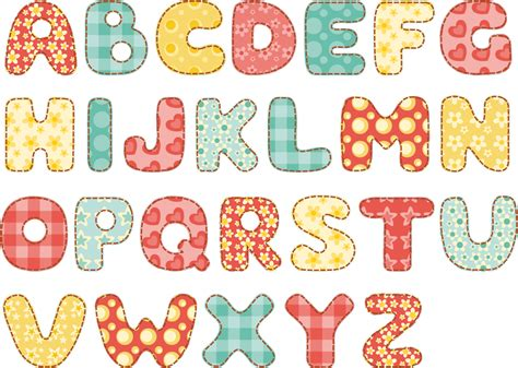 Square Wall Stickers wallstickers folies alphabet set wall stickers