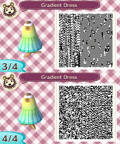 new leaf pattern editor dress pattern gradient qr code animal crossing new leaf