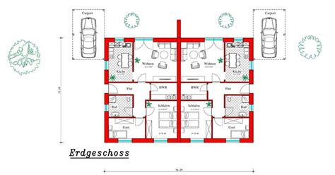 Bugalow by Senioren Doppelhaus Hamel Haus