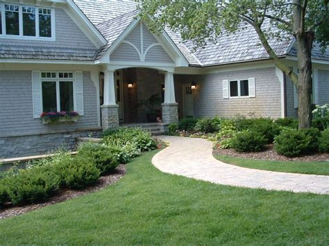 Landscape Design Front Yard Curb Appeal - front yard amp entryway curb appeal ideas for your home landscape