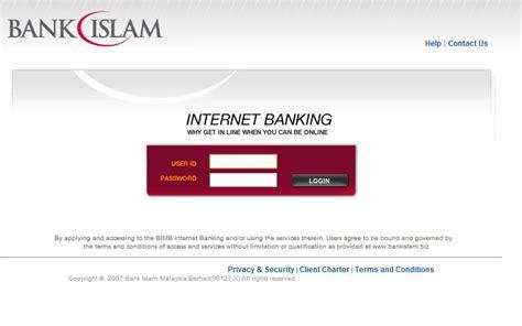 bank islam account number bank islamic banking e club