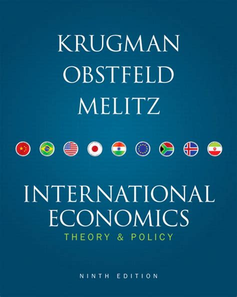 International Economics 1 krugman obstfeld melitz international economics pearson