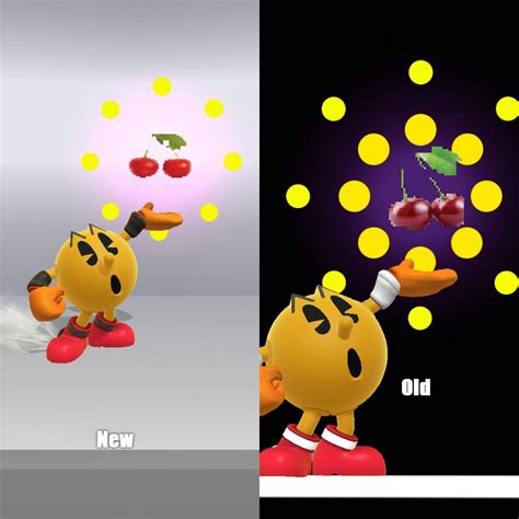 wii u fruit updated pacman s real fruits smash bros for wii