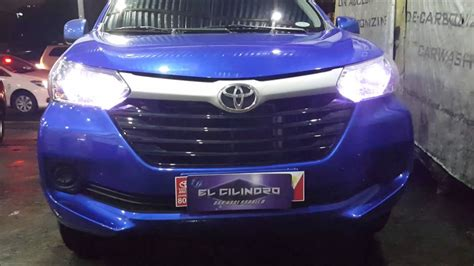 Lu Led Toyota Avanza 2016 toyota avanza led park light light upgrade