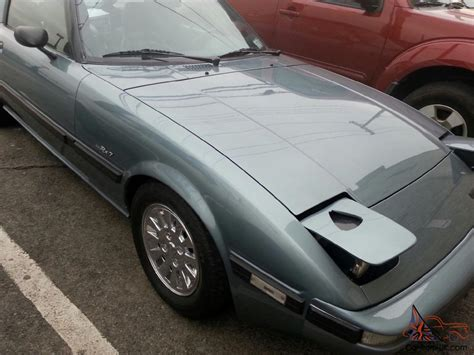 Gsl Viona Top 4w 1 1984 mazda rx 7 gsl se coupe 2 door 1 3l