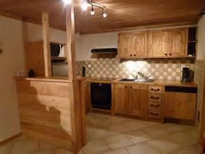 cuisine montagne chalet id 233 es de d 233 coration et de