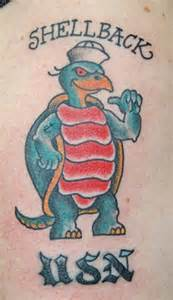 eagle river tattoo shellback