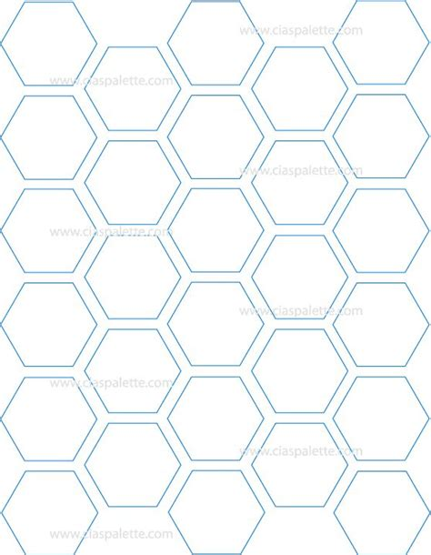 Hexagon Pattern Generator | hexagon quilt paper pattern from this website http www