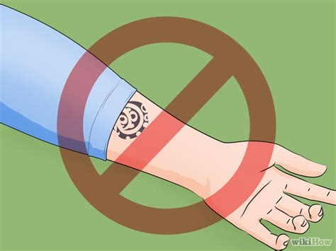 tattoo care wikihow how to care for a new tattoo 13 steps with pictures