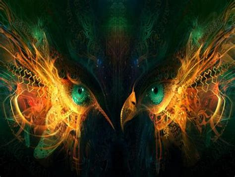 abstract eagle wallpaper eagle eyes fantasy abstract background wallpapers on