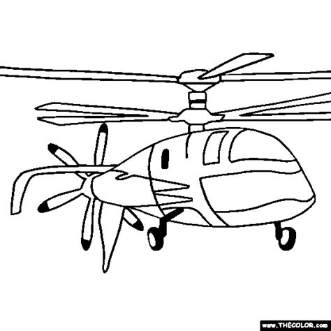 helicopter coloring pages online helicopter and military chopper online coloring pages page 1