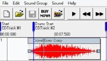Pasaran Audio Mixer musik kerjanya
