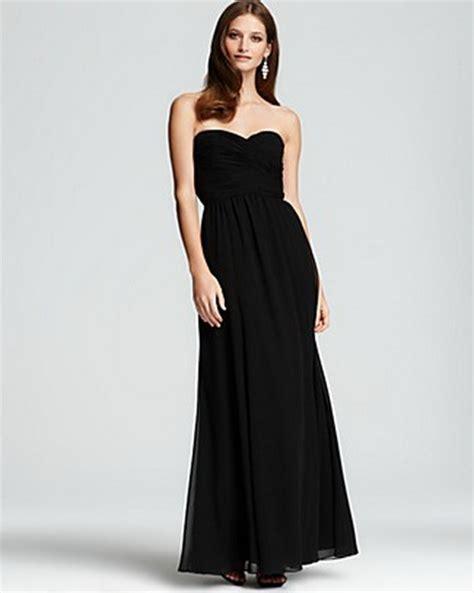 black tie cocktail semi formal black dresses