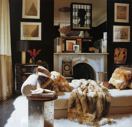 chic faux fur throw blanket inspiration for spaces cozy it up with fur centsational style