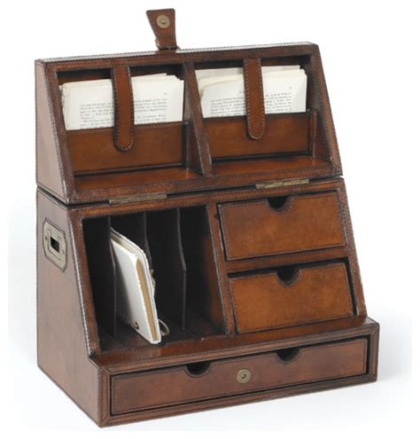 desk organizers antique leather desktop organizer traditional desk