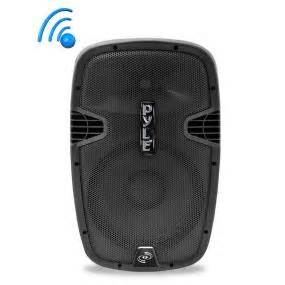 Total Dork Speaker System by Pyle Pro Pphp159wmu 15 Inch 1600 Watt Bluetooth Pa
