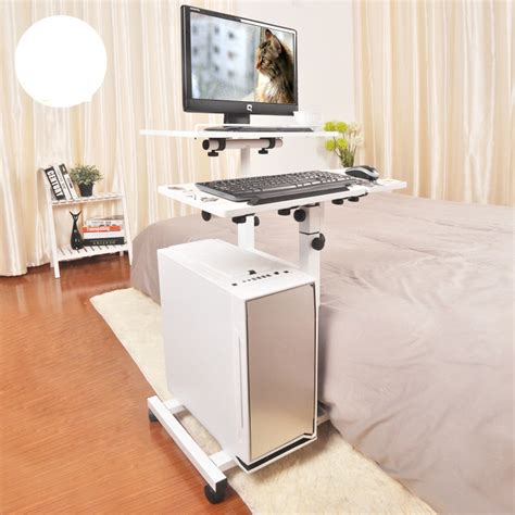 small bedside desk get cheap bedside computer table aliexpress