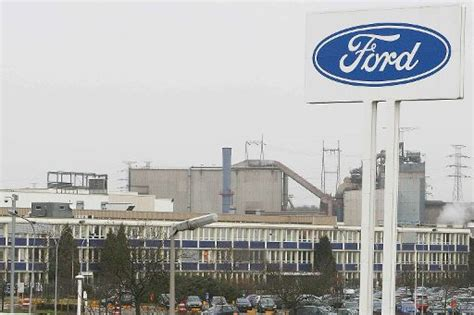 ford factory ford reaches four year deal with belgian unions
