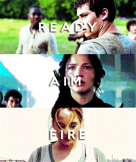 films like maze runner hunger games movies we heart it divergent the hunger games and