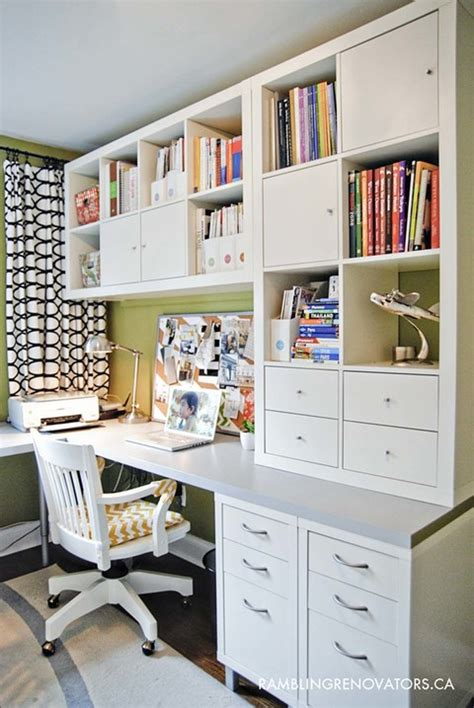 top home office organization ideas on small home office todo lo que tu estanter 237 a puede hacer por ti