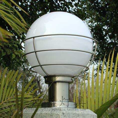 waterproof landscape lighting outdoor waterproof classic l post caplights