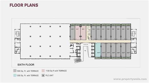 wtc floor plan world trade center tech zone greater noida apartment