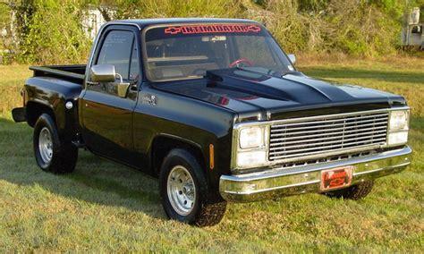 1980 Chevrolet Truck by Chevrolet Trucks 1980s 1980 Chevy Truck Stepside 1980