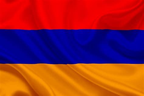 Colors And Meanings by National Flag Of Armenia