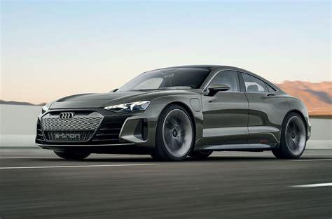 Audi Gt Coupe 2020 by Audi E Gt Concept Unveiled As Electric Flagship Autocar