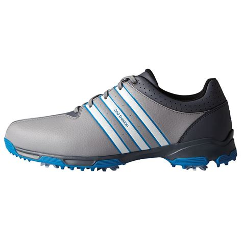 2016 adidas golf 360 traxion lightweight waterproof mens golf shoes wide fitting