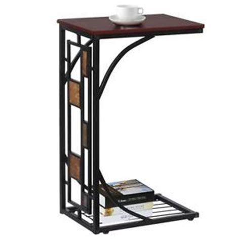 sofa snack tray table living room sofa side end snack coffee table stand tray