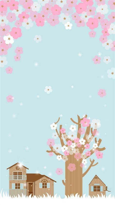 wallpaper cartoon sakura 57 best cherry blossom sakura images on pinterest